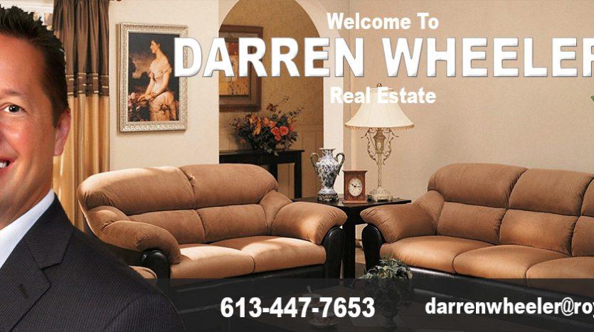 Darren Wheeler Real Estate